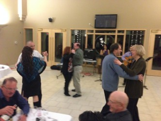 Couples Night Out at St. James Church, Okotoks, AB - February 22, 2014